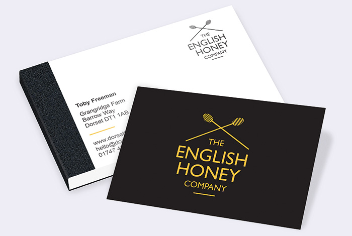 Standard Double Sided Business Card Pad