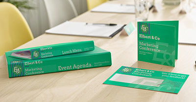 Get kitted out for Conferences and Business Events