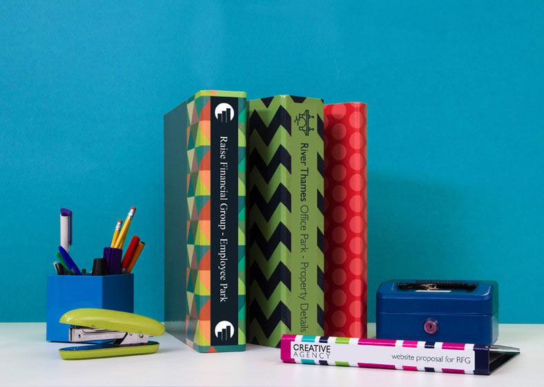 ​3 ways to boost your business with custom ring binders