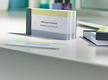 Business Card Pads