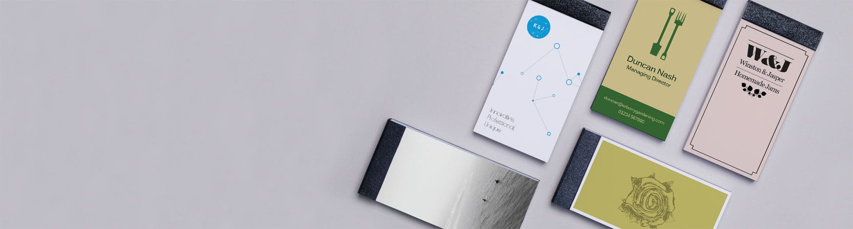 Avery WePrint Slim Business Card Pads