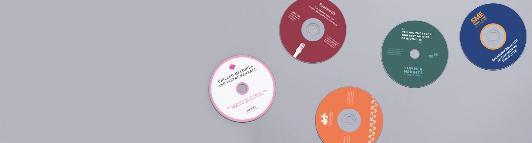 Avery WePrint CD Labels