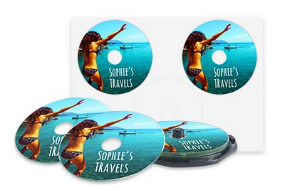 CD & DVD Labels