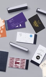 Personalised Business Cards from Avery WePrint