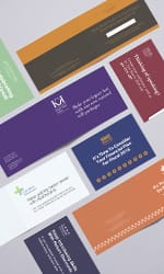 Personalised Cards from Avery WePrint