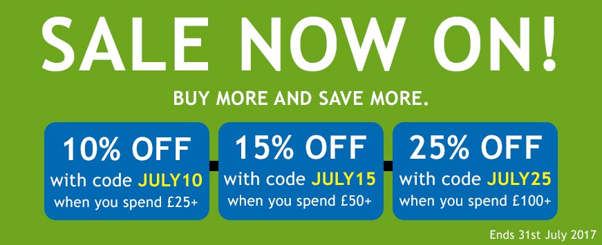 Sale Now On! Buy more and save more.