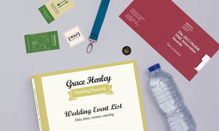 Avery WePrint Personalised Ring Binders