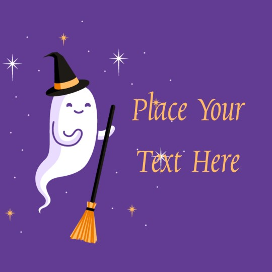 Avery Ghostly Halloween Template Design