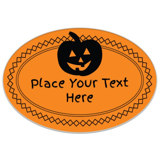 Avery Halloween Pumpkin Template Design