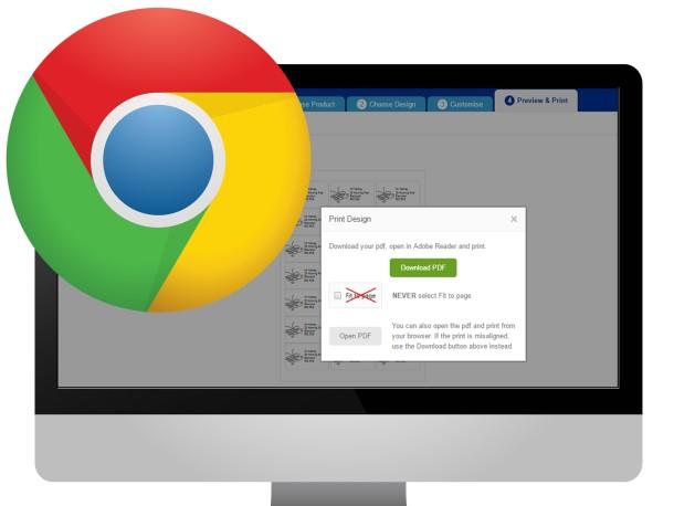 Design & Print Browser Settings | Avery