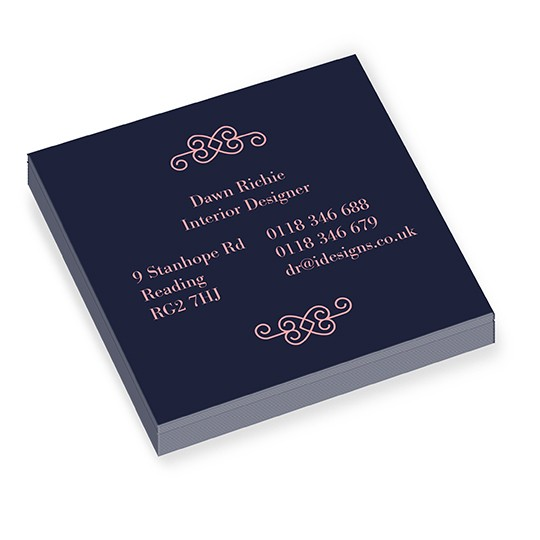 Weprint square business cards avery productwpsquare business cardsimage 2 reheart Gallery