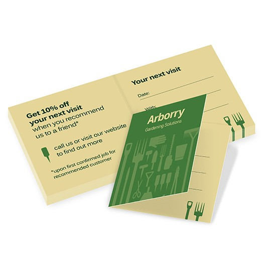 Weprint folded business cards avery productswpfolded business cardsimage 3 colourmoves