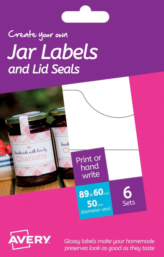 jar labels hjj03 avery