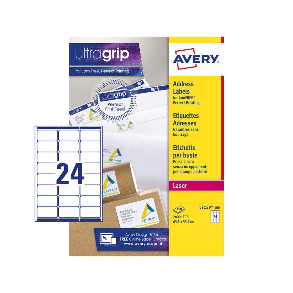Address Labels | L7159-100 | Avery
