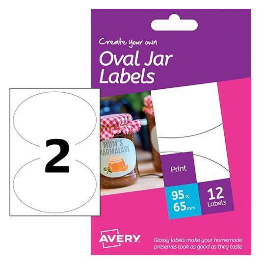 chutney label templates - oval jar labels hjj02 avery
