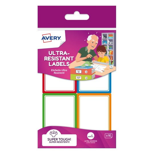 Avery Ultra Resistant Labels