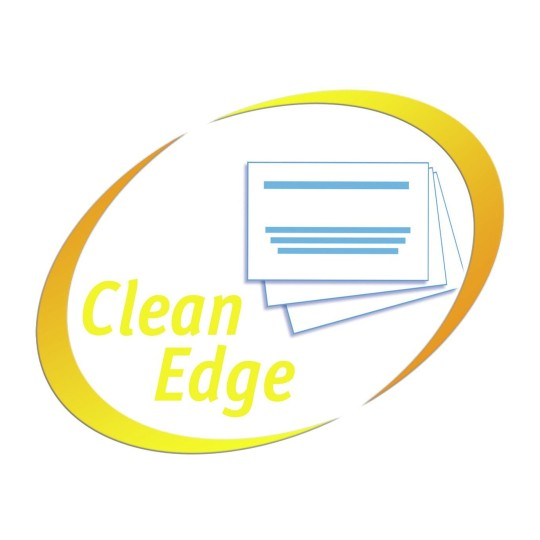 Cards CleanEdge UK yellow violator