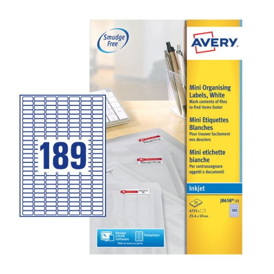 return address labels avery