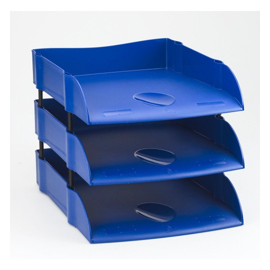 Letter Tray - DTR Eco DR100BLUE