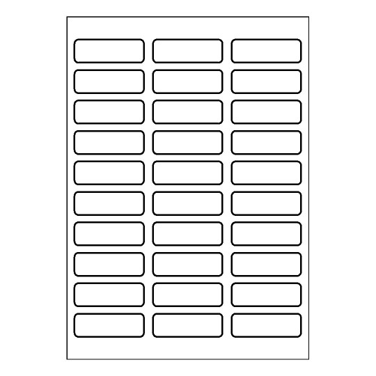 Templates For Avery L7193-25