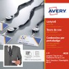 Avery 4830 Lanyard with Reel